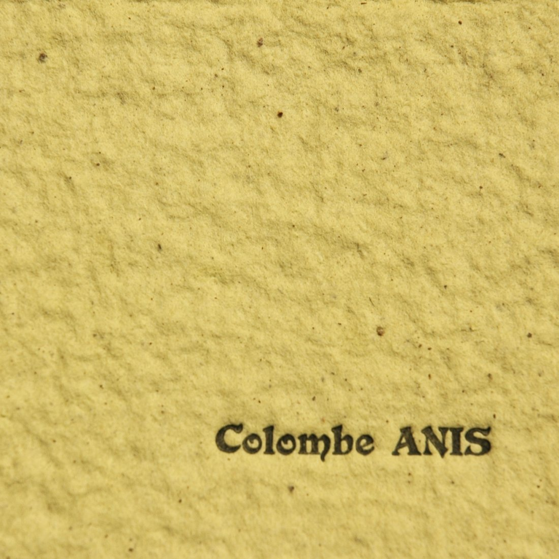 "PAPER SHEETS made by hand, type ""Colombe"""