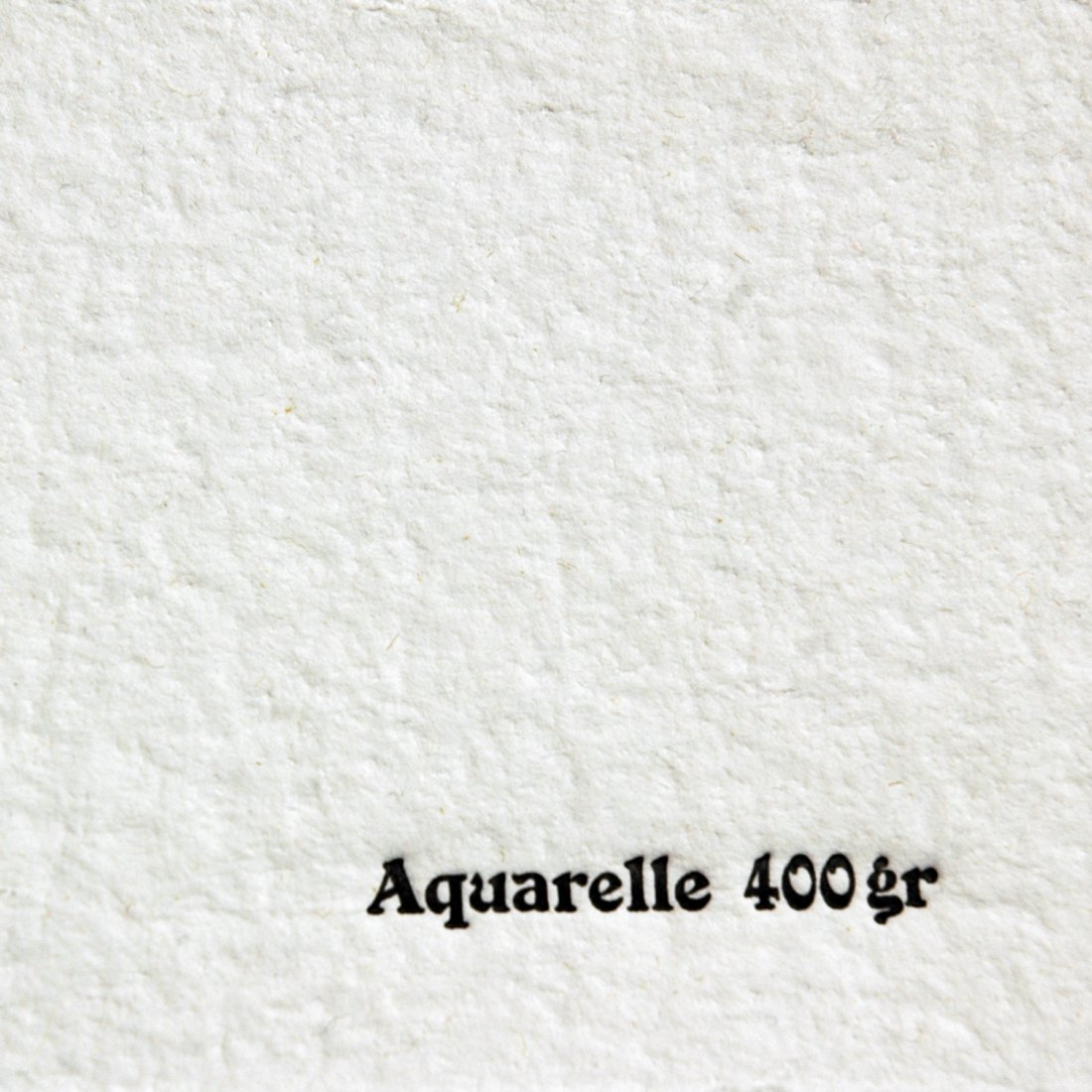 AQUARELLE ANTIQUE Blanc Cassé 400 50*65