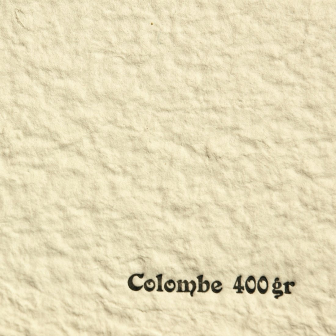 COLOMBE BLANC 400 50*65