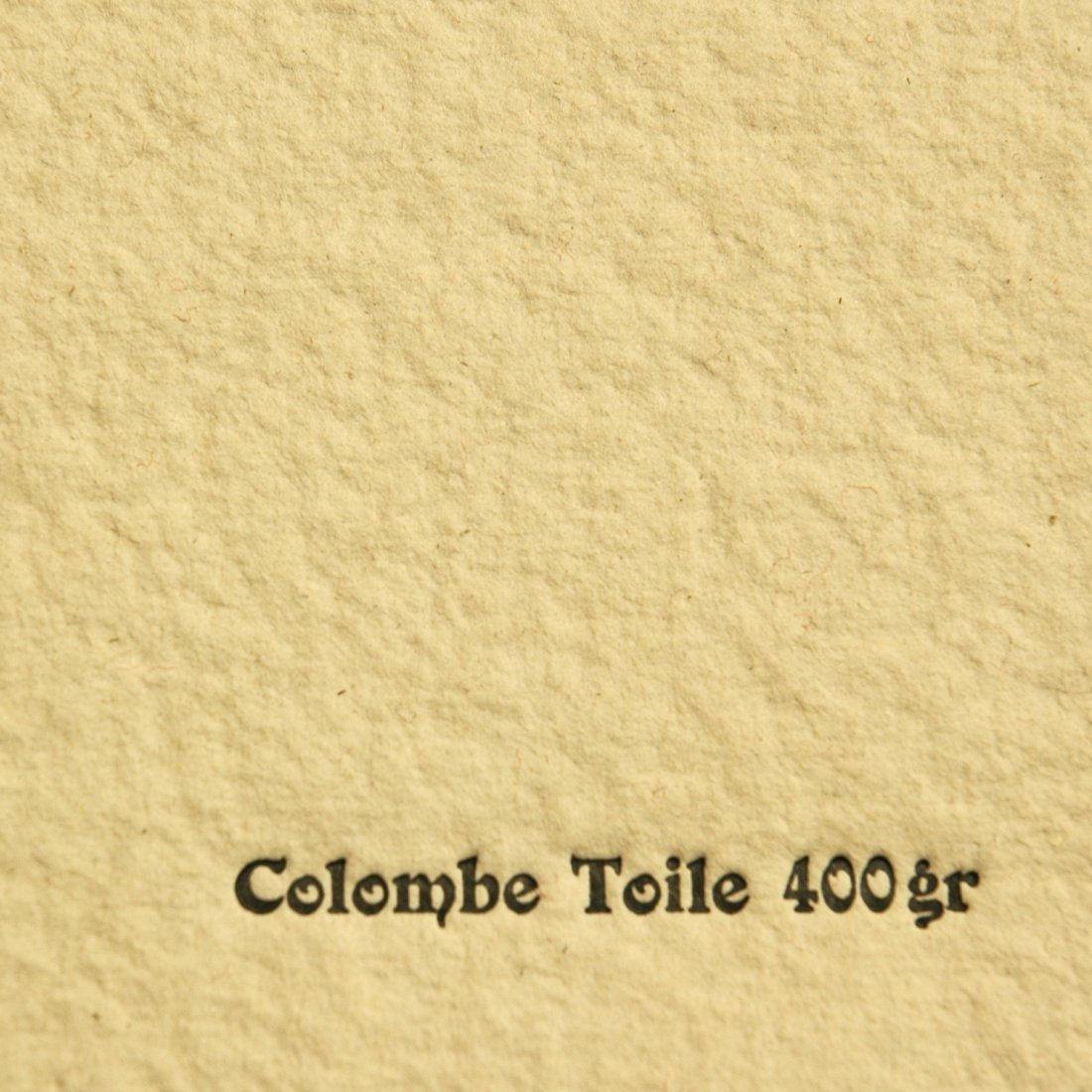 COLOMBE TOILE 400 50*65